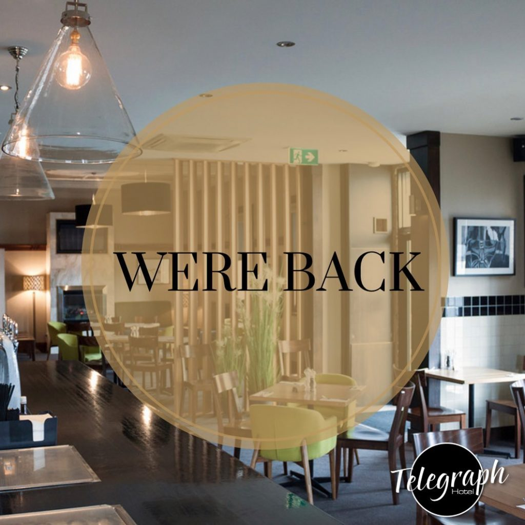telegraph hotel is back