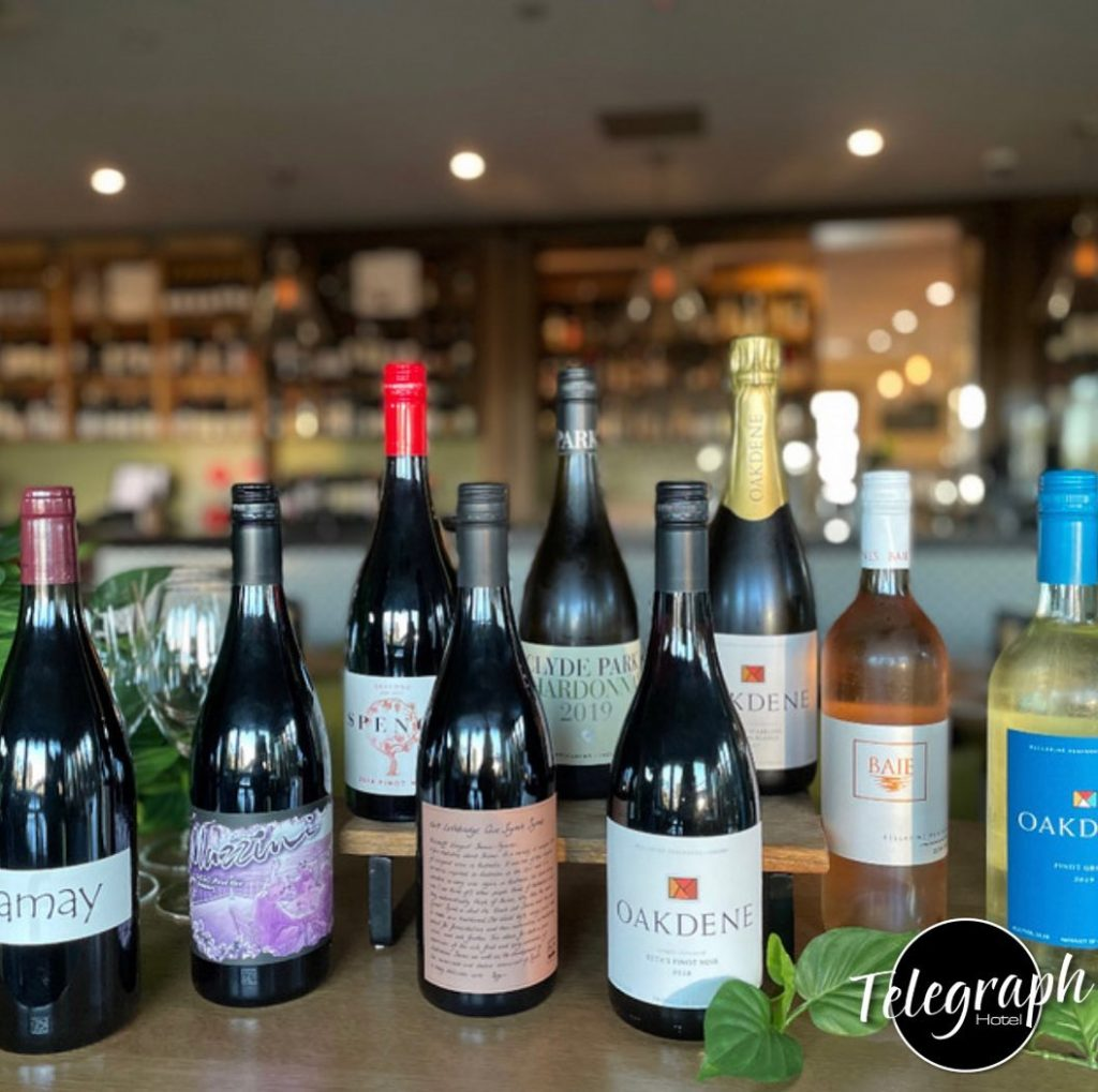 great wines telegraph hotel